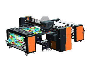 T-Press high speed sublimation textil